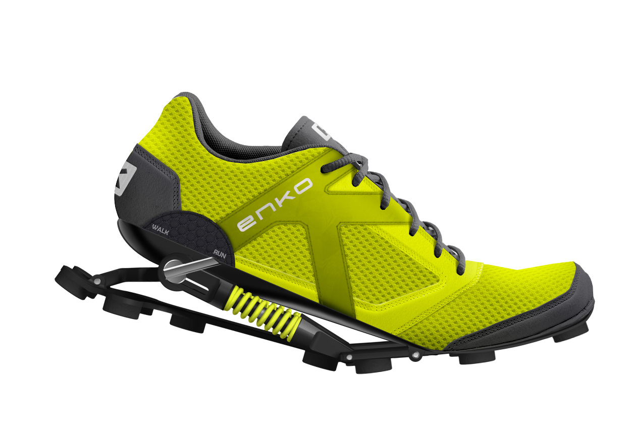 running shoes to help knee pain